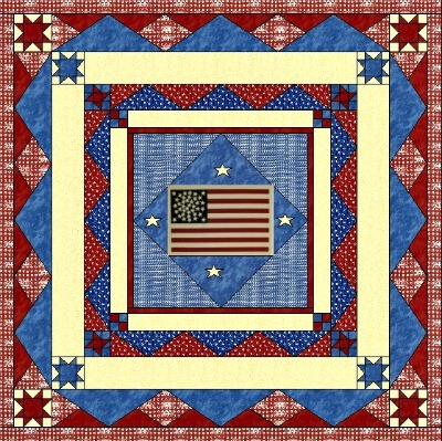 Civil War Quilt Patterns