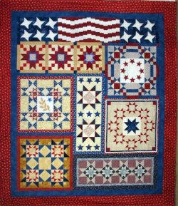We Support Quilts Of Valor Movement