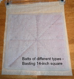 Quilt Batting is what Makes the Quilting Stitches Pop : quilt batting types - Adamdwight.com