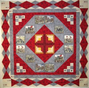 Terry Clothier Thompson - Civil War Quilts