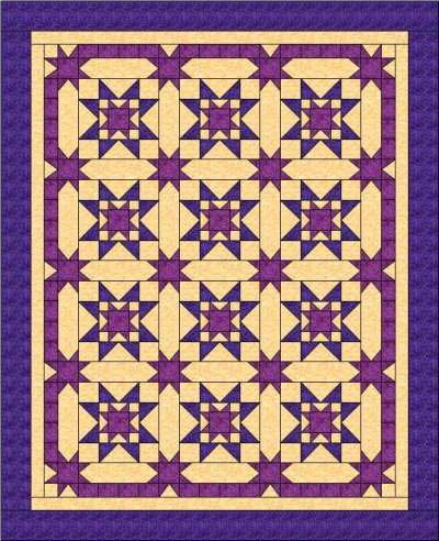 Easy Quilt Patterns You Can't Live Without and they are Fun to Make! : how to make an amish quilt - Adamdwight.com