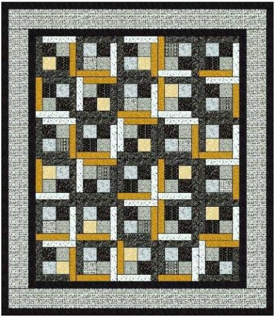 Easy Quilt Patterns You Can\'t Live Without and they are Fun to Make!