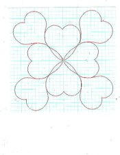 Hari Walner's Continuous-Line Quilting Designs: 80 Patterns for