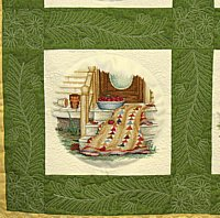 Applique Patchwork Quilting patterns from Stitching Cow