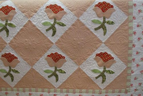 Longarm Quilting Patterns Must Enhance the Pieced Top
