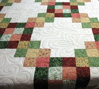 machine quilting patterns