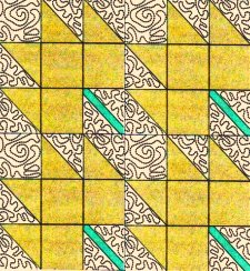 Enjoy Free Patchwork Quilt Patterns from History & Their