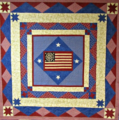 quilt of valor block
