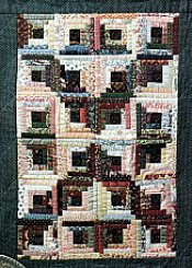 log cabin quilt patterns