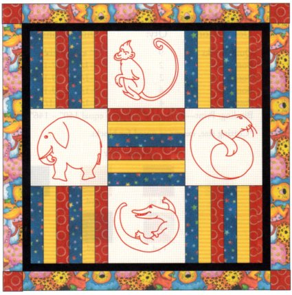 Easy Patterns for Baby Quilts | eHow UK