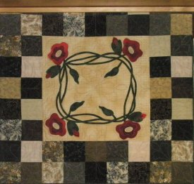 applique quilting